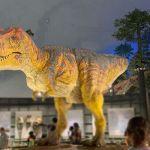 福井県立恐竜博物館で大迫力の恐竜を満喫!!