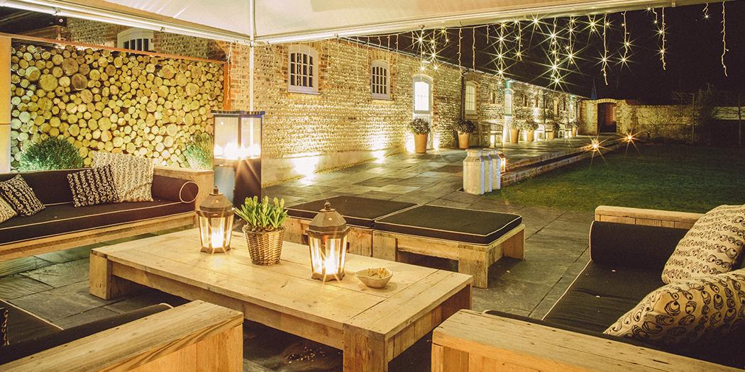 Winter Wedding Fair At Southend Barns UK Wedding Venues