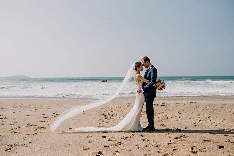 Beach Wedding Newquay