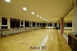 Latino Dans Stüdyosu Kavaklıdere Şubesi Salon B1.1