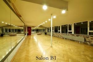 Latino Dans Stüdyosu Kavaklıdere Şubesi Salon B1.2