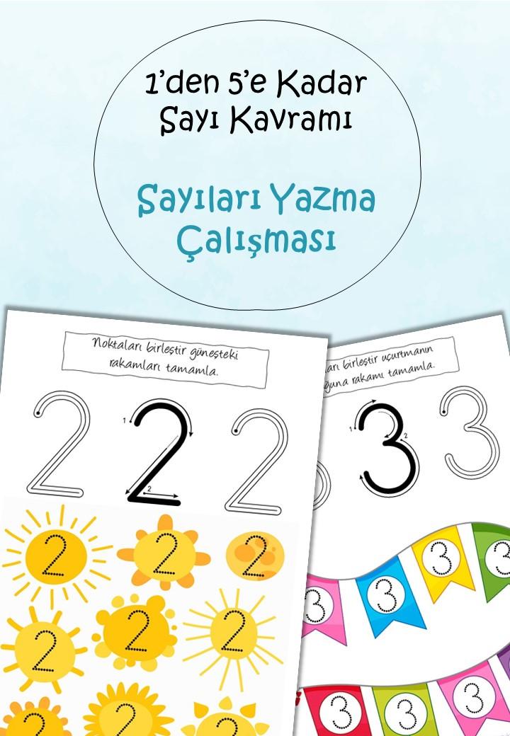 SAYI KAVRAMI 5