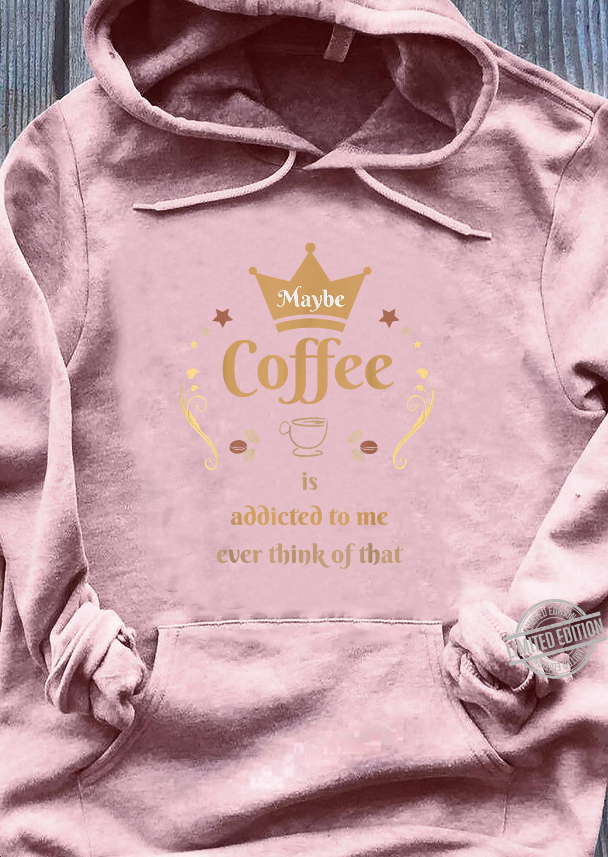 Kaffee Spruch Lustig Coffee Shop Guten Morgen Barista Shirt
