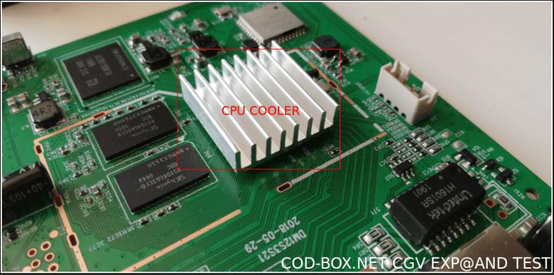 CGV EXP@ND CPU refroidissement