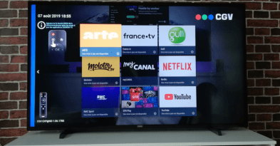 CGV EXPAND ANDROID TV
