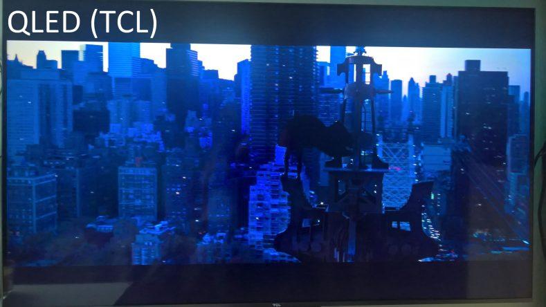 TCL QLED vs IPS Gotham