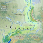 Russian Domain Physical Geography I The Western World Daily Readings On Geography