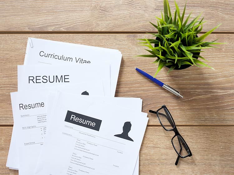 Resume Format Advice What A Resume Should Look Like