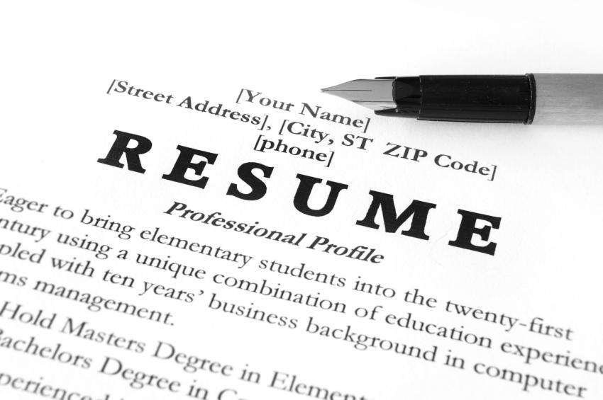 How To Write A Resume Monster Com