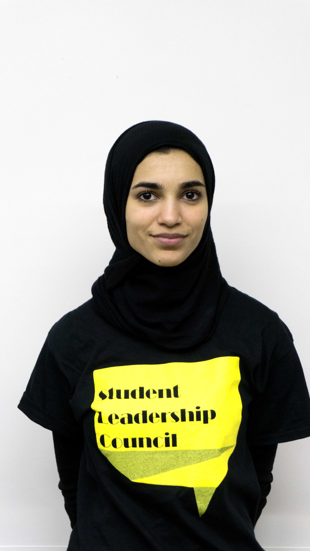 2017/2018 President-elect Safia Khan