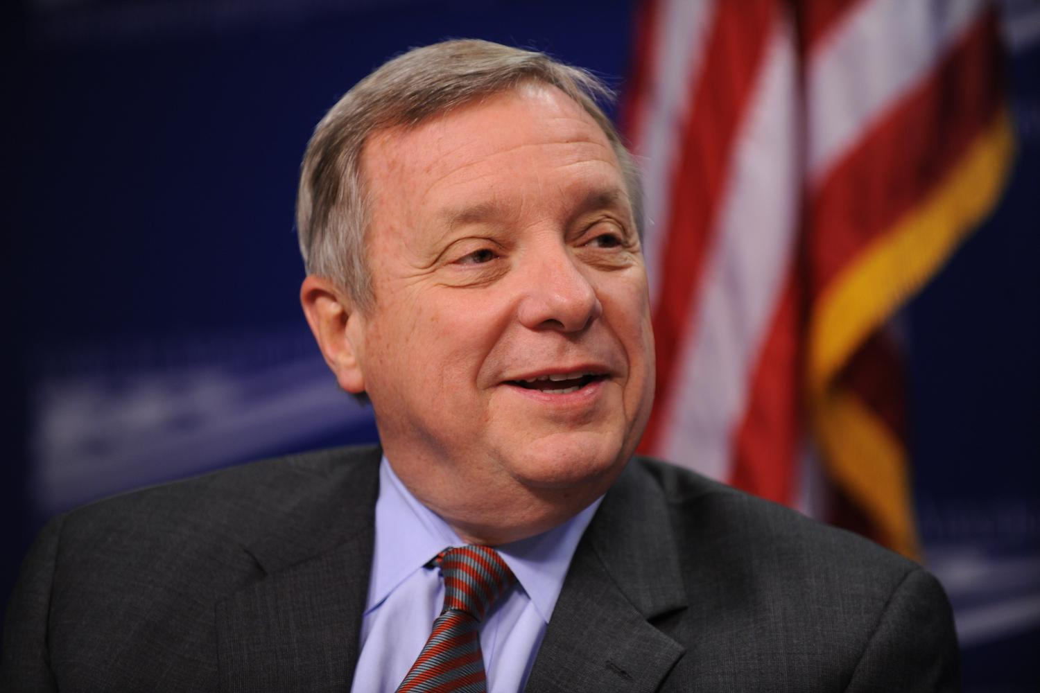 Illinois+Sen.+Dick+Durbin