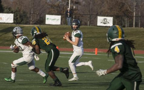 Getting to know COD Quarterback Asher O'Hara