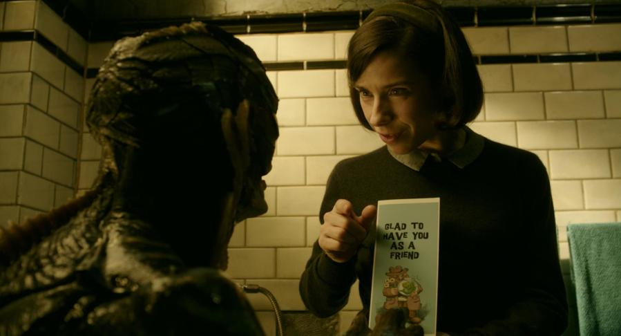 Into the depths of 'The Shape of Water' with Guillermo del Toro