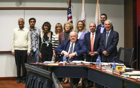 Mazzochi re-elected chairwoman of the board of trustees