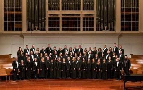 Love is in the air with the Glen Ellyn-Wheaton Chorale