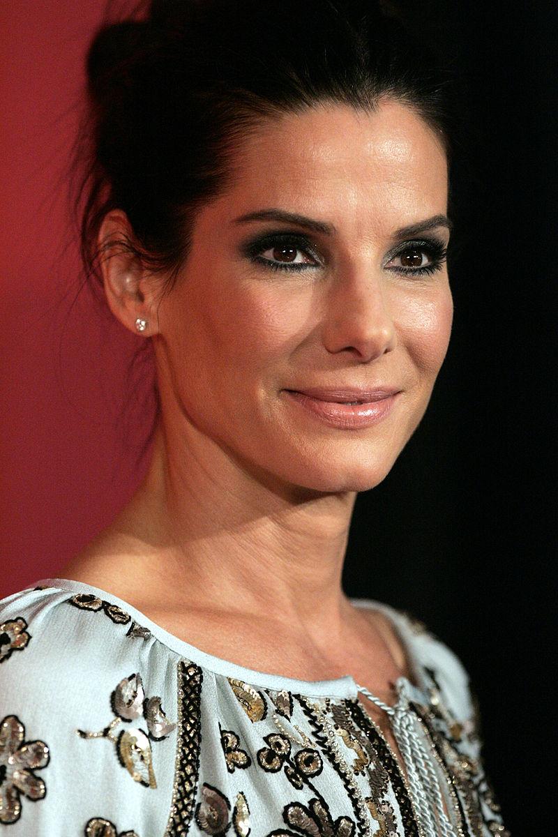 Sandra Bullock stars in