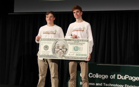 COD Students Participate in Annual Pitch Contest