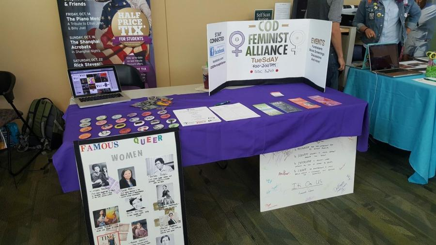 COD Feminist Alliance makes a comeback