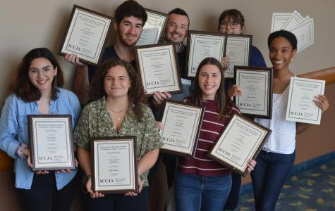The Courier takes home 24 ICCJA Awards