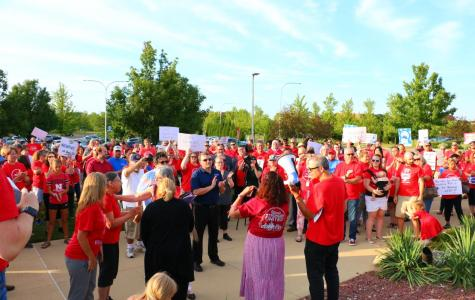 Will stalled teacher contract negotiations result in a strike?