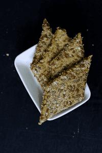 Poppy Seeds Flax Seed Chikki