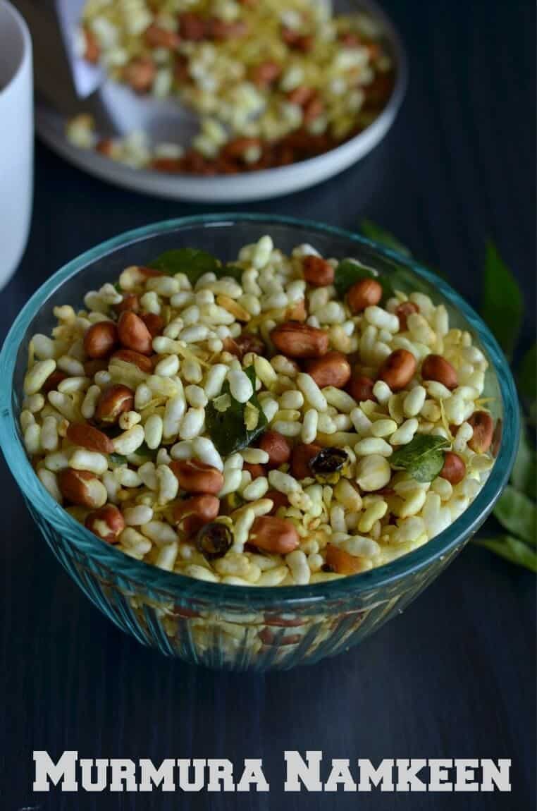 Murmura Namkeen Recipe | Salted Puffed Rice | Murmura Chivda Recipe