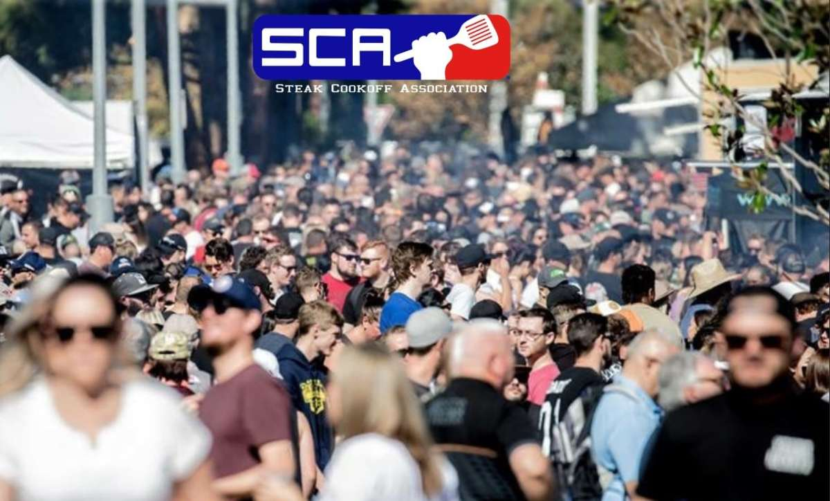 Code 3 Spices is in Forth Worth Texas for the SCA Steak World Championship.