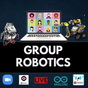 group online robotics