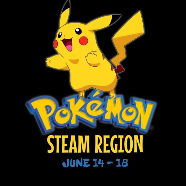Pokemon STEM Summer Camp