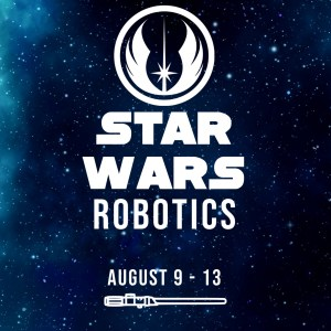 Star Wars STEM Robotics summer Camp
