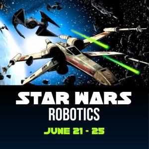 Star Wars summer camps