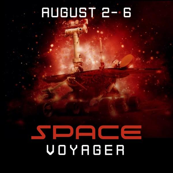 Space Voyager Summer Stem Camp