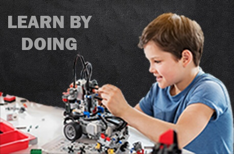 Learn Robotics by doing