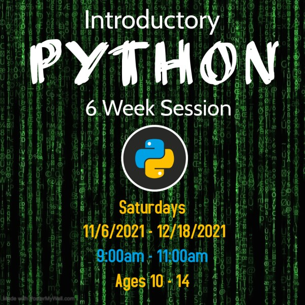Introductory python classes