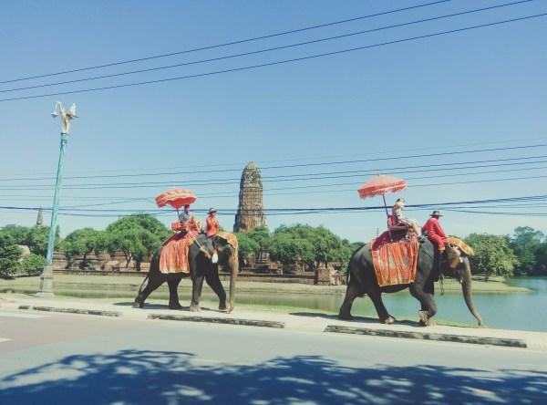 Ayutthaya - Wat Phra Ram