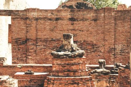 Ayutthaya - Wat Ratchaburana