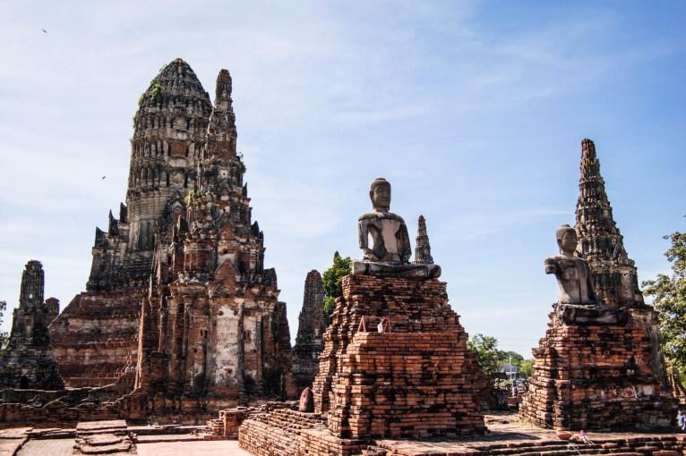Ayutthaya - Chai Watthanaram