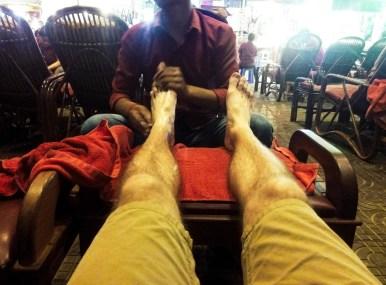 Foot Masage 2$