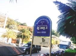 Bus to Krabi Town