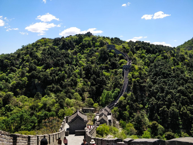 Wielki Chiński Mur Mutianyu