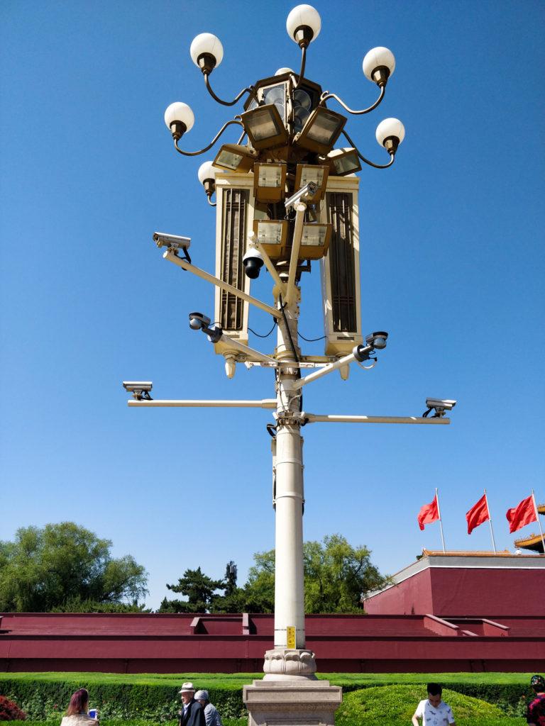 Monitoring w Pekinie
