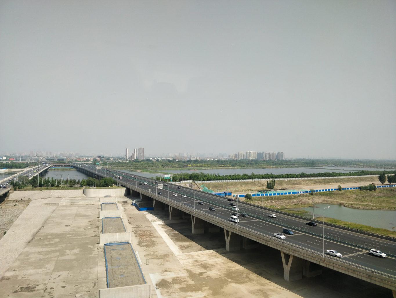 Po drodze do Xian