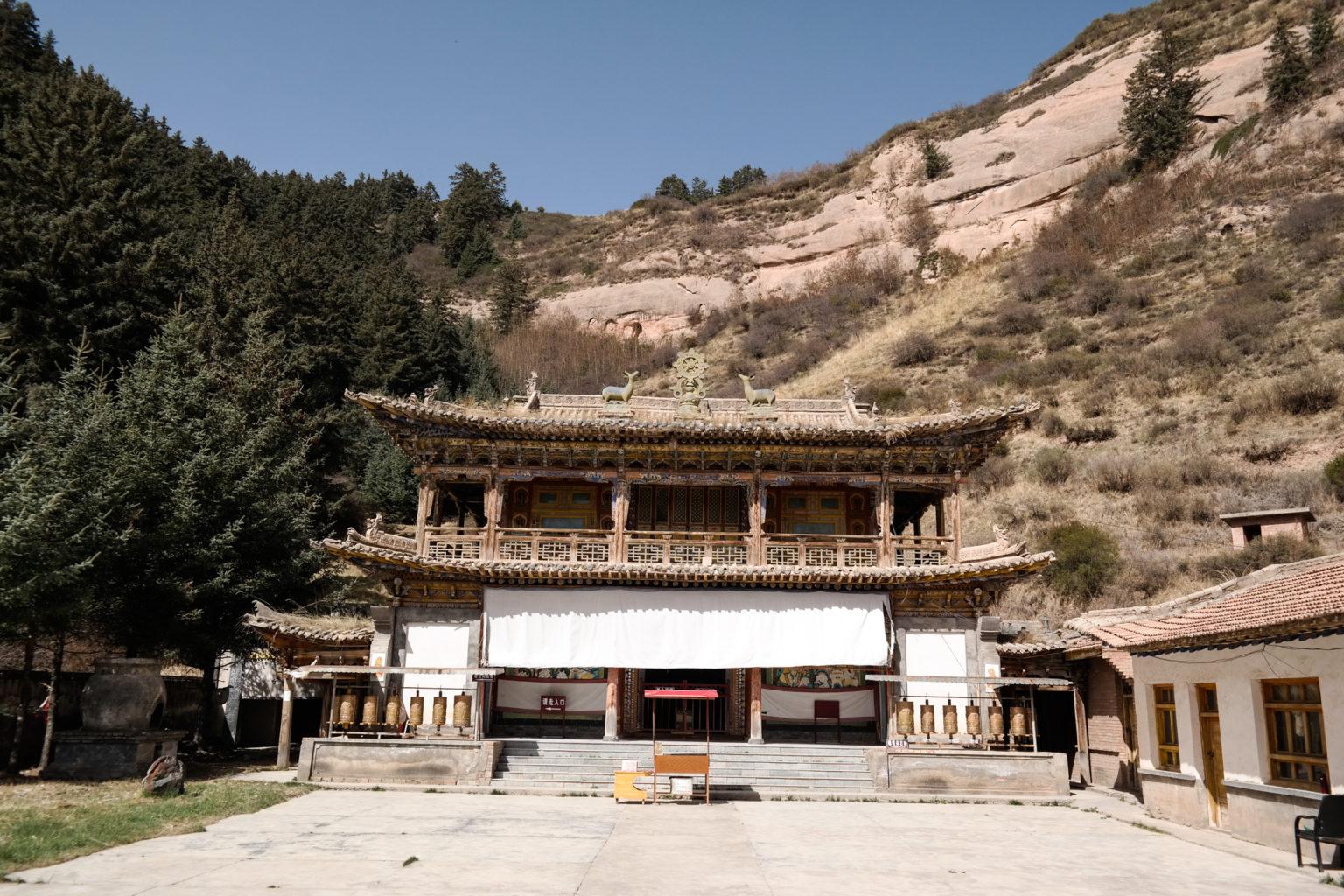 Świątynia obok Mati Si