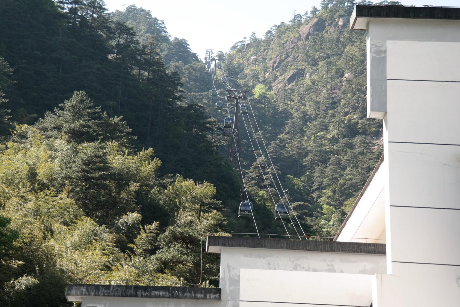 Yungu Cableway