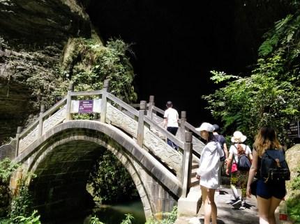 Wielki kanion Zhangjiajie