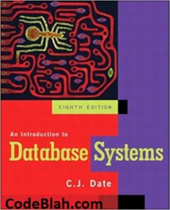 An Introduction To Database Systems 8th Edition By C J  Date Pdf