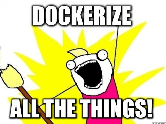 3 ways to dockerize existing Node.js app
