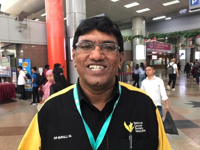 Dr Murallitharan 3