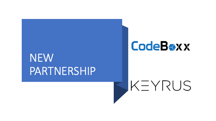 Keyrus becomes partner of CodeBoxx!