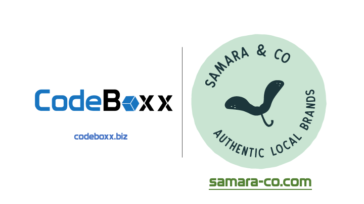 CodeBoxx Podcast: Samara & Co, local online shopping powered by CodeBoxx ….. in a few weeks!